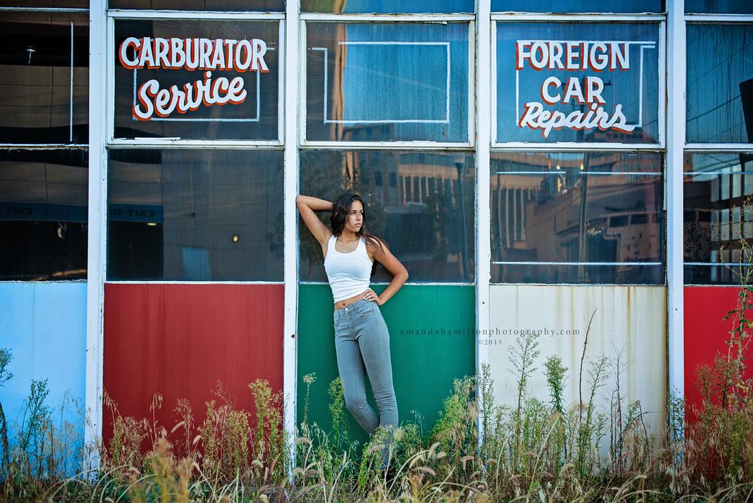 Denver Colorado Springs model photographer Amanda Hamilton Photography
