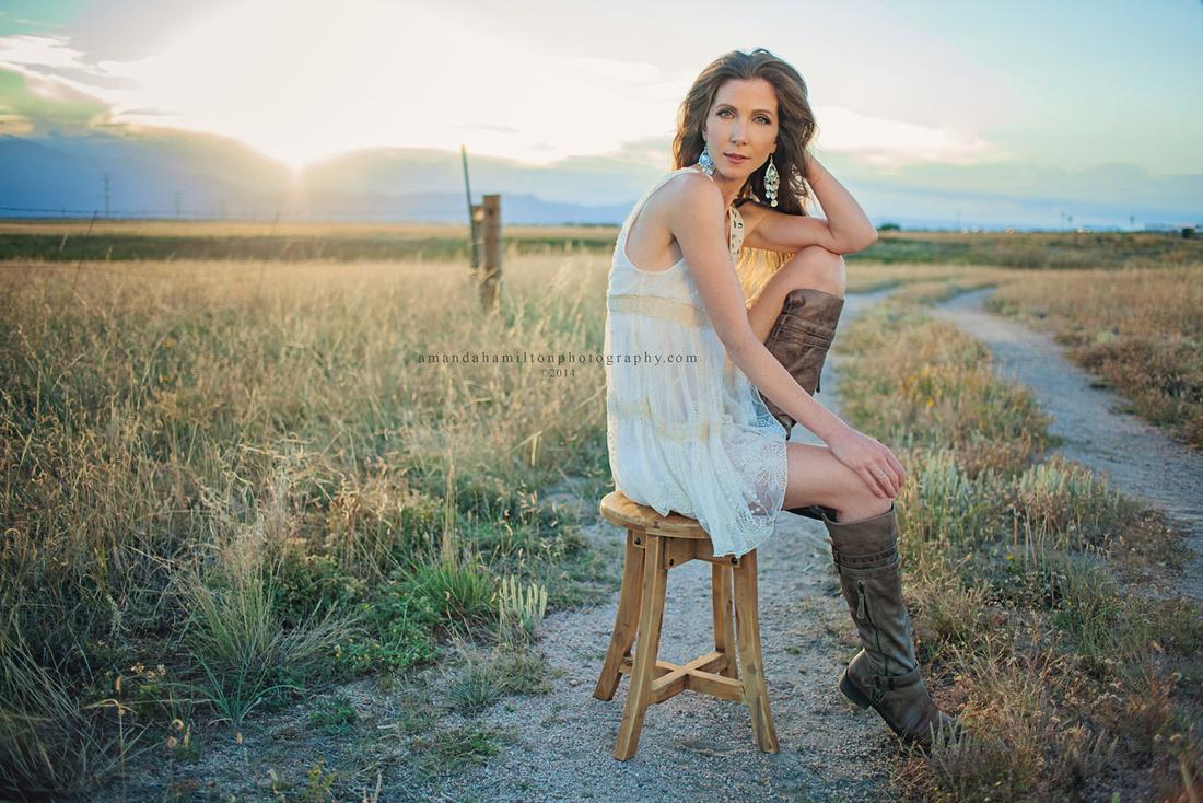 Denver Colorado Springs fashion photographer Amanda Hamilton Photography