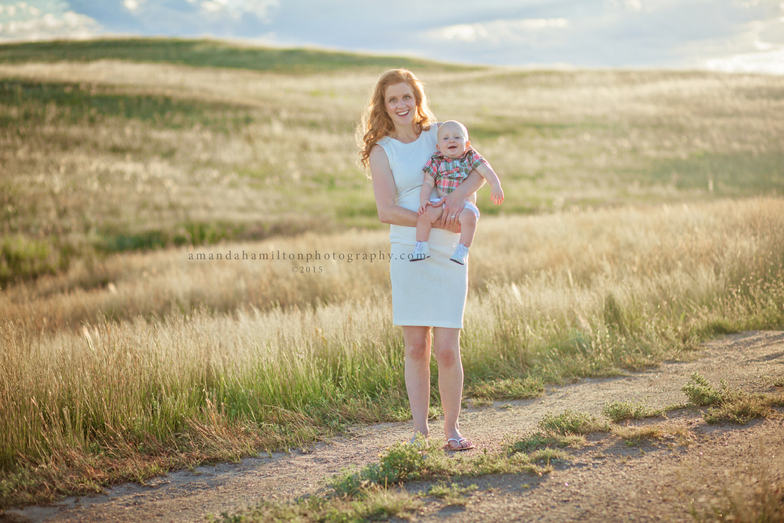 Denver Colorado Springs family photographer Amanda Hamilton Photography