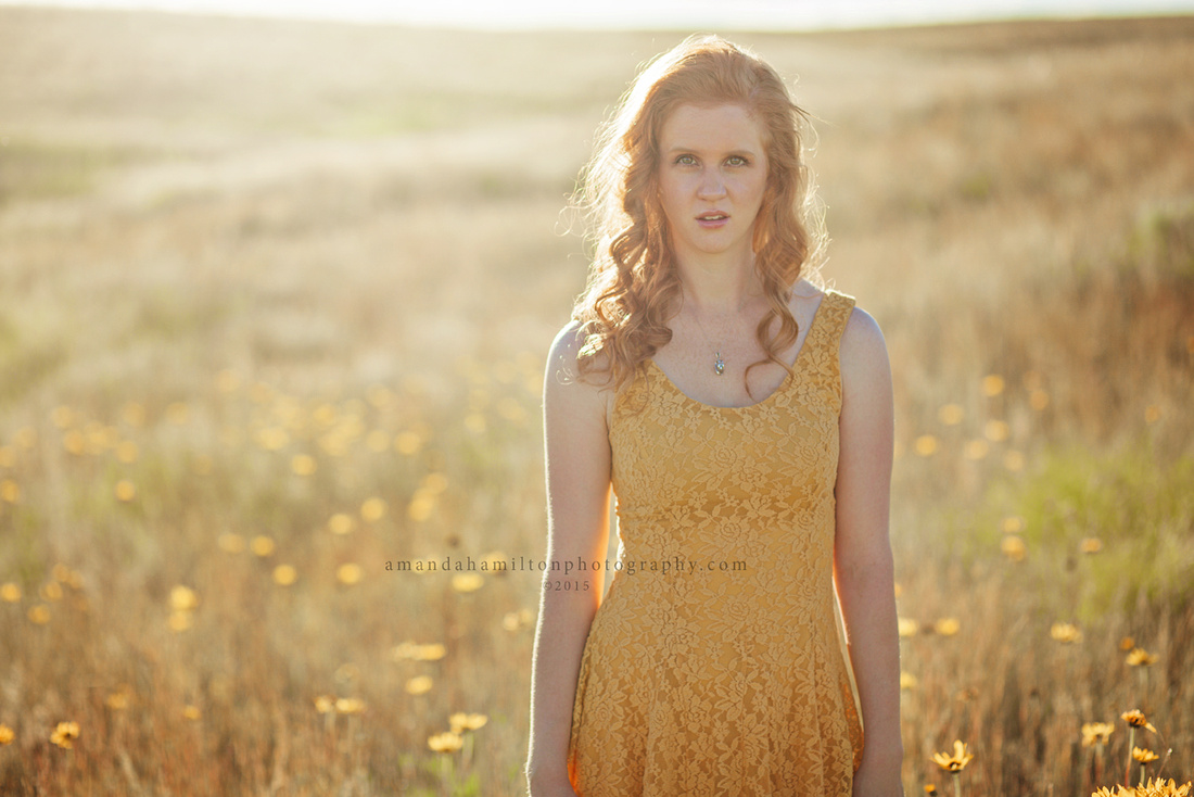 Denver Colorado Springs senior photographer Amanda Hamilton Photography